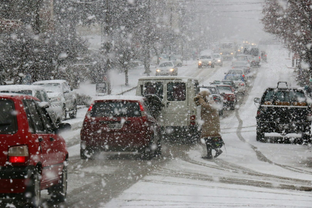 bariloche snow storm