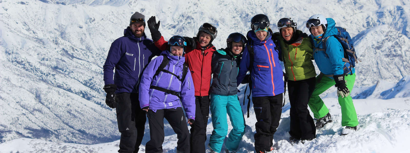 best women's ski camp