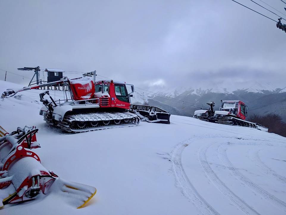 cerro bayo may snow