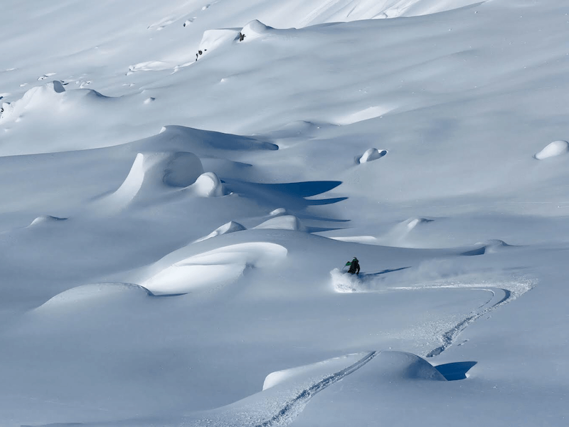 chapelco backcountry