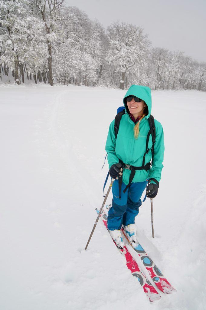 patagonia june snow