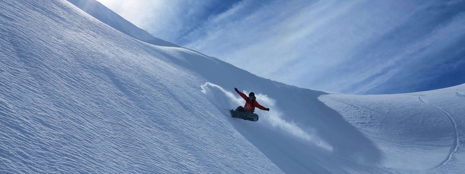 chile snowboarding in august