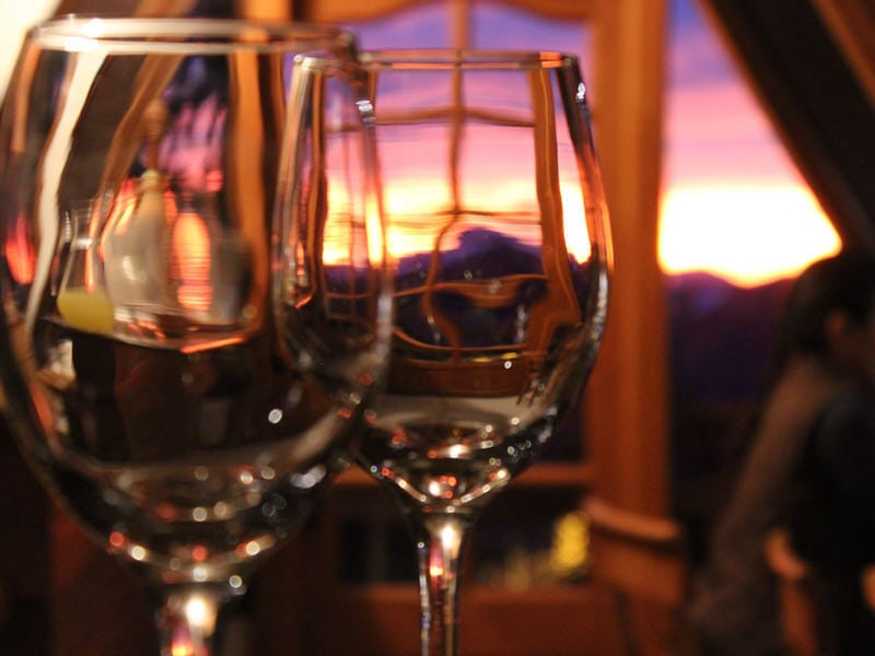 south american wine glasses