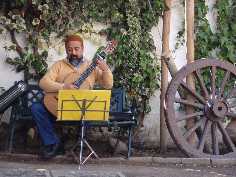 Chilean Folklore