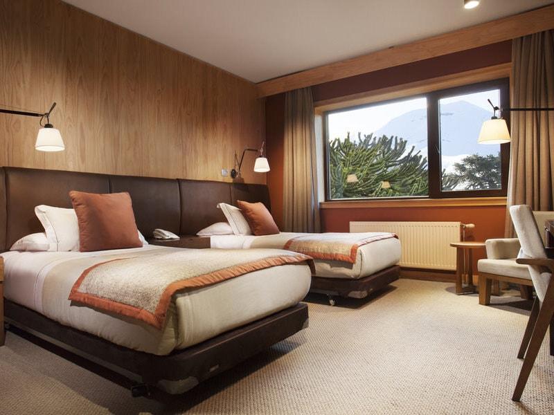 corralco hotel room
