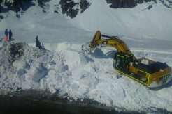 More Snow For Portillo Before Opening June 18