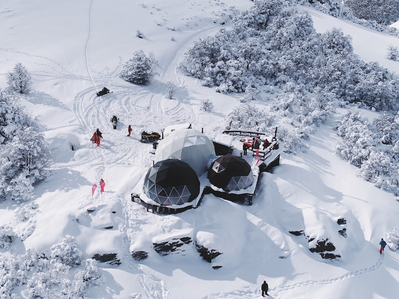 backcountry ski domes