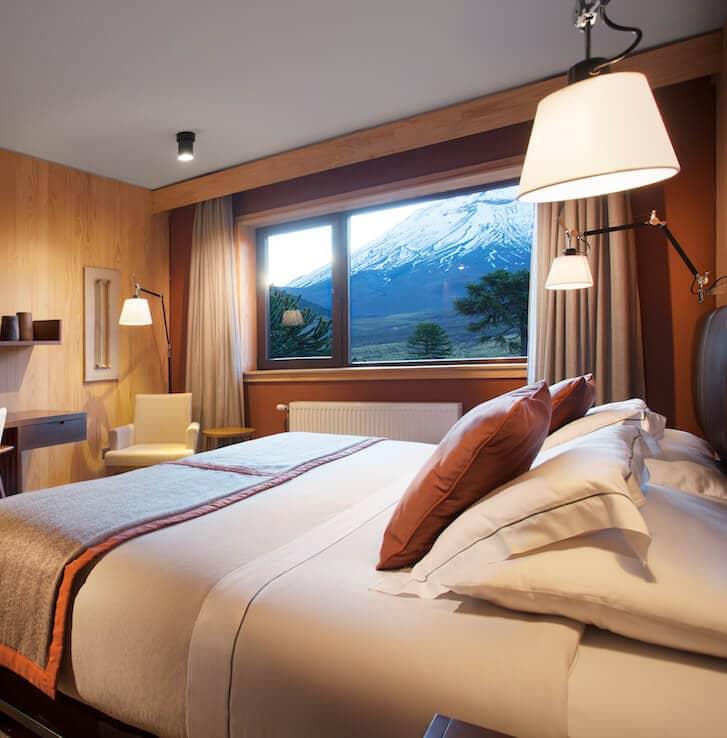 comfortable lodging