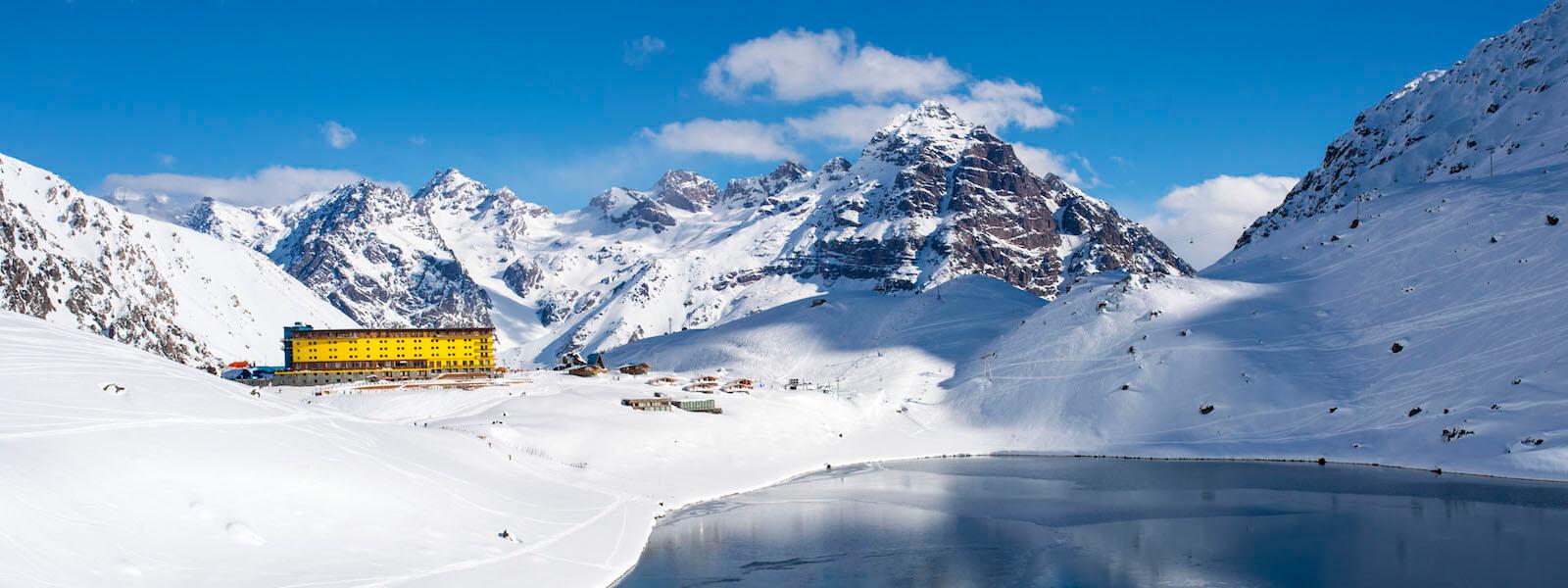 portillo ski resort in chile