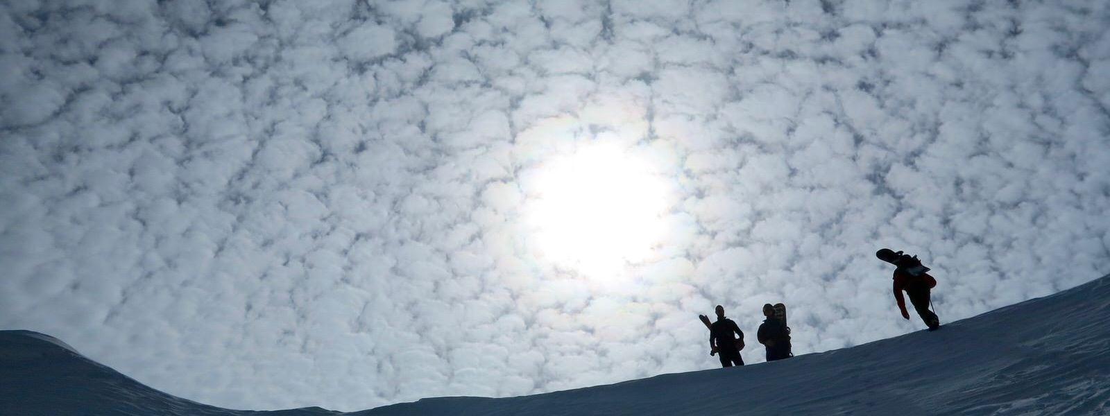 summer snow escape tour