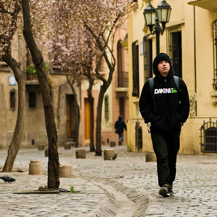 Exploring Santiago Chile