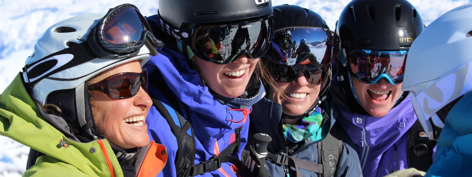 Women's Ski Camp in Chile
