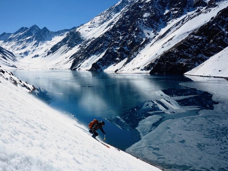 portillo chile skiing