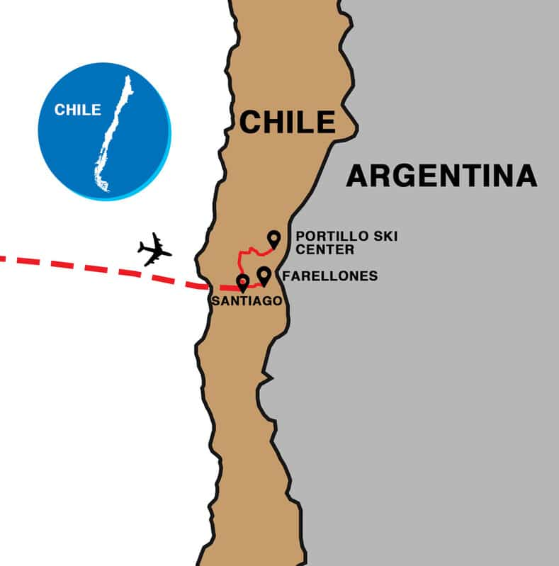 how to get to portillo