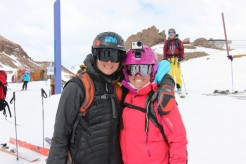 Women's Freeskiing Camp Pictures With Ingrid Backstrom