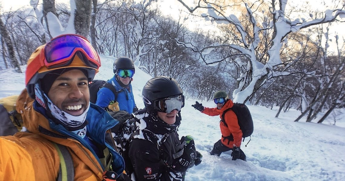 Hakuba Powder Adventure
