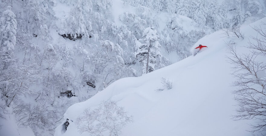 hakuba backcountry trip