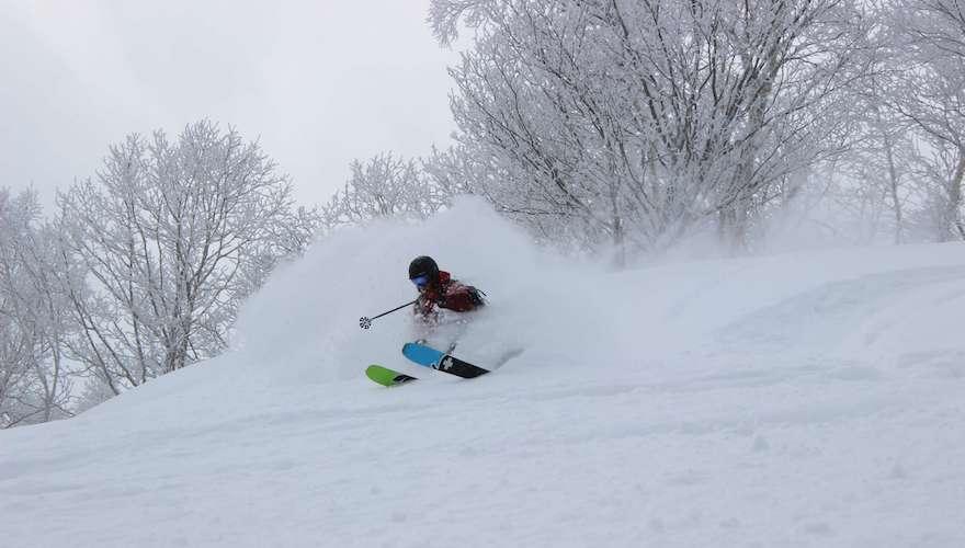 skiing in hakuba vs hokkaido