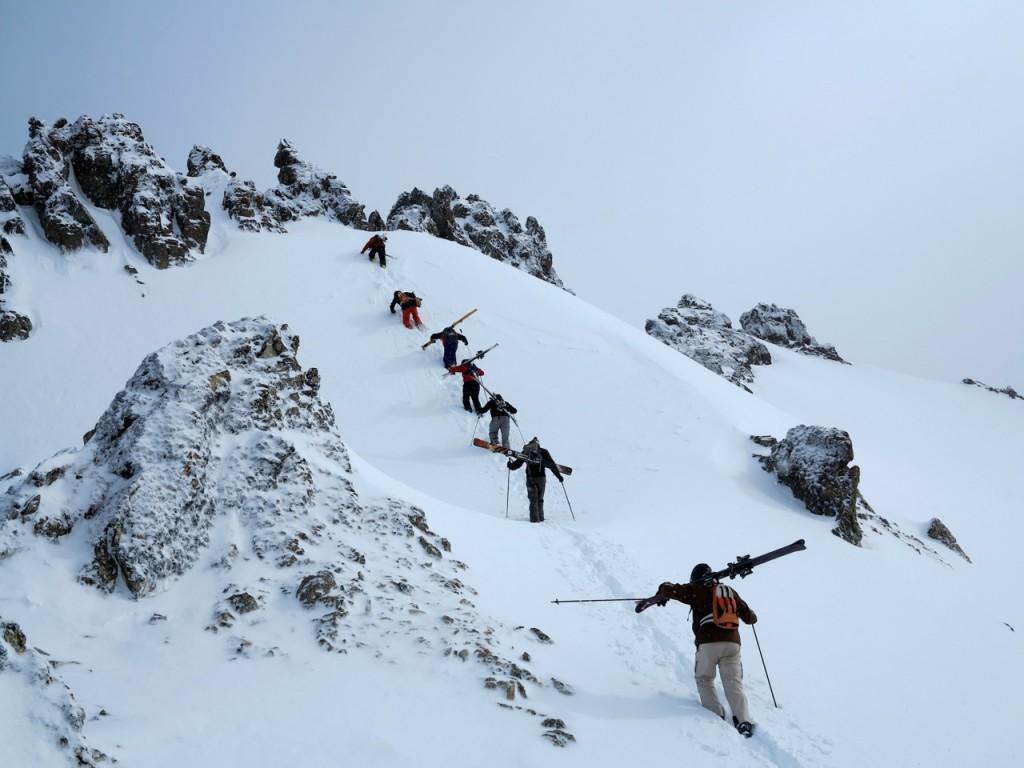 hiking-baguales-bariloche