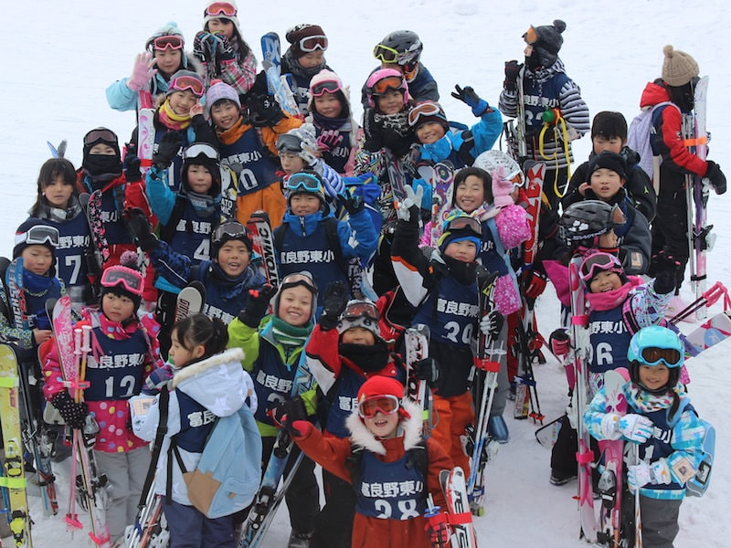ski school in hokkaido