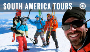 South America Tours: July-October
