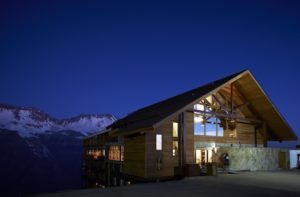 hotel tres puntas in valle nevado