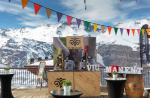 wine week in valle nevado
