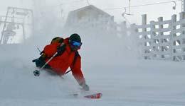 Progression Ski Tours in south america
