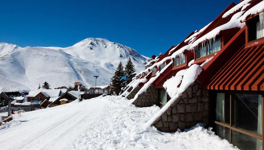closest ski resort to buenos aires