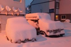 Photos and Argentina Snow Report.  Las Lenas to Patagonia.