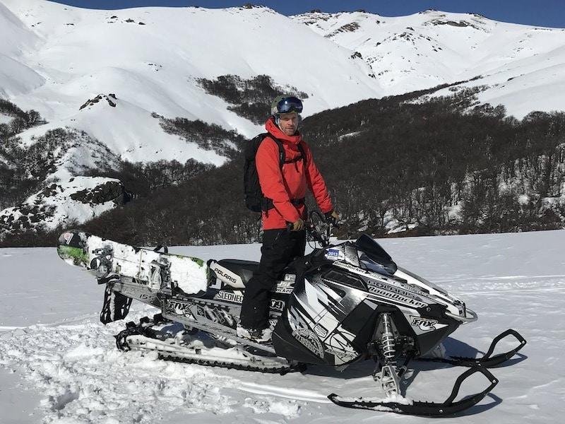 sled argentina