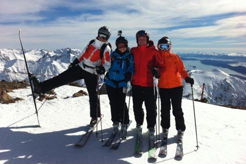 Ski Progression Adventure in Argentina