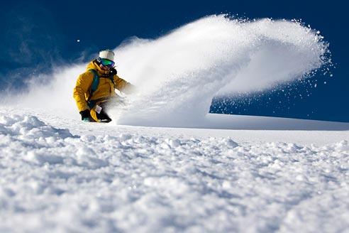 Snowboard Progression Adventure in Chile