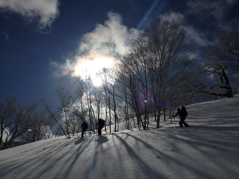 myoko backcountry touring