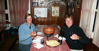 Patagonia Hut to HutAccommodations