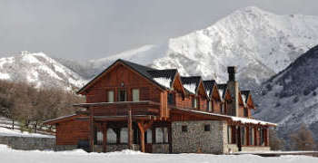 Patagonia Powder Accommodations
