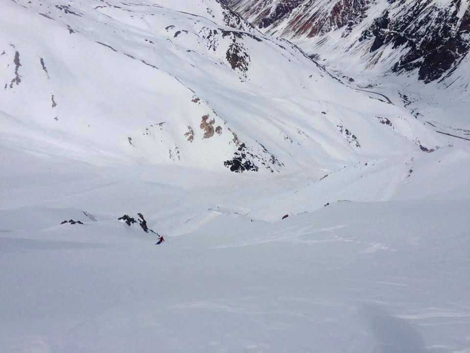 skiing in penitentes