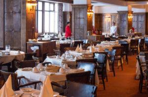 hotel portillo dining room