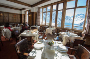 hotel portillo's restaurant