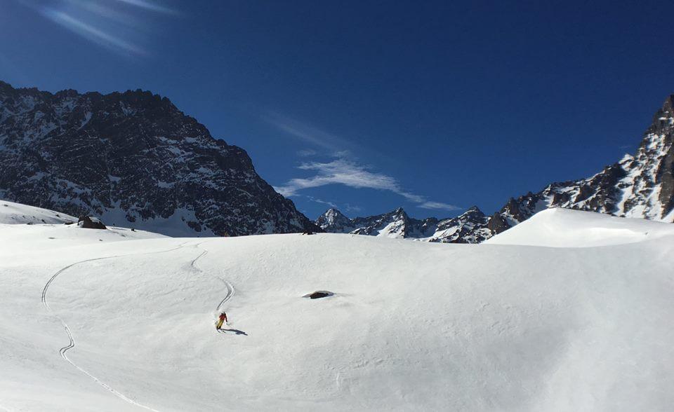 portillo ski