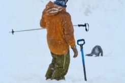 Ski Guides Training in La Parva
