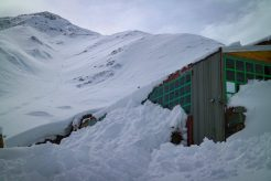 2 Feet of Snow Hit the Central Andes Resorts of Chile