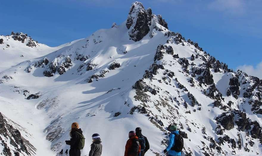 south america ski guides