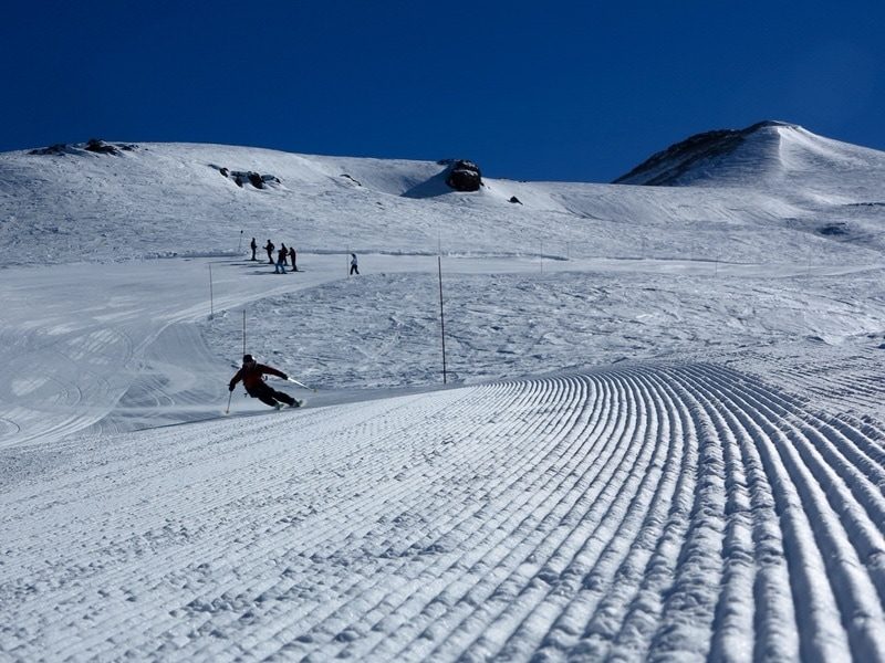 groomed runs chile