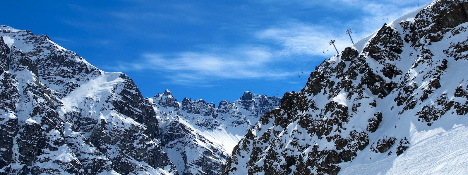 Chile ski resorts
