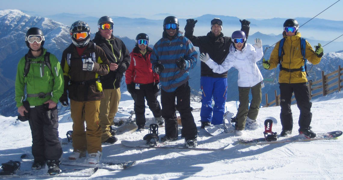 Ready to become a better snowboarder with a like minded crew riders?