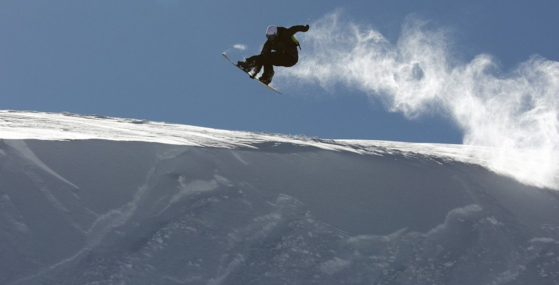 Snowboarding in the summer? Argentina is the spot. Take your riding to the next level with PowderQuest.