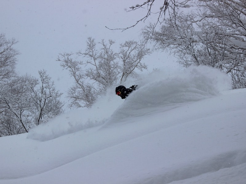 japan snowboarding tours