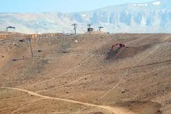 La Parva Begins Building A New Terrain Park