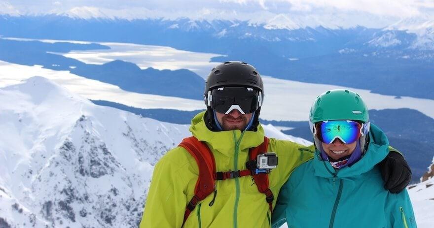 Ski trips to South America